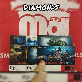 Diamonds gamers