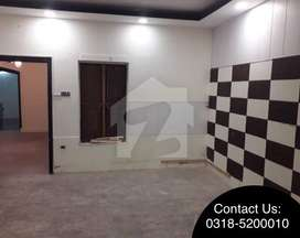 F11 Real Pics Sp/Gate 3Bed Ground Portion 1Kanal Reasonable Rent