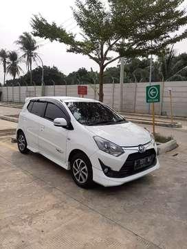 Toyota Agya 1.2 Trd Manual 2017. Kredit Bisa Dibantu.