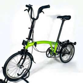 Promo Kredit Sepeda Lipat United 3Sixty Cicilan Tanpa Kartu Kredit