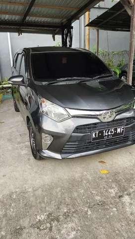 Toyota Calya Automatic