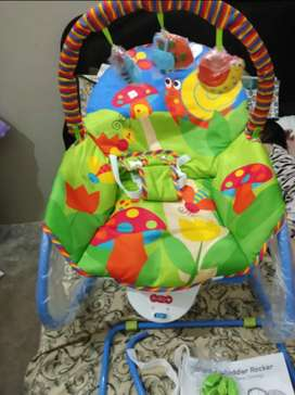 ibaby infant to toddler Rocker Bouncer