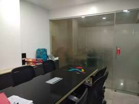 Full furnish office at science city