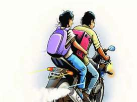 Wanted bike taxi driver for kakinada
