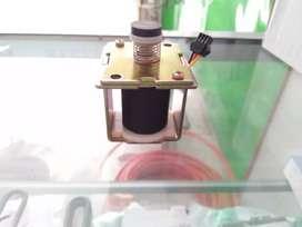 Selenoid gas katup water heater gas