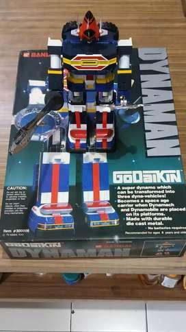 Mainan Robot Dynaman