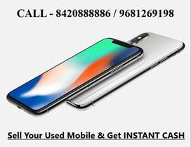 Sell Your Used MOBILE Get Cash. Buy New/Old Mobile In Best Price.