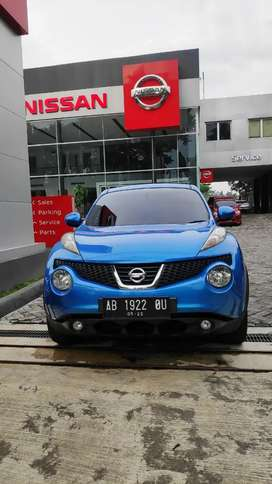 Nissan Juke RX CVT 1.5 2012 Blue Limited Edition
