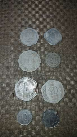 Old coins available