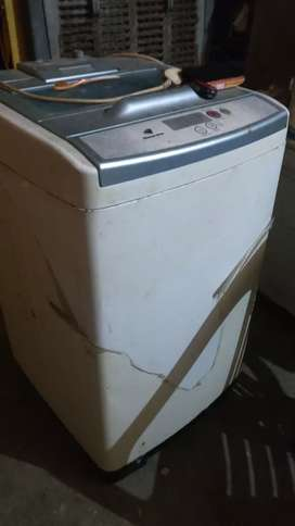 Samung fully automatic washing machine
