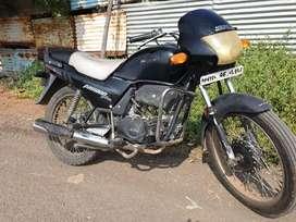 Hero honda Passion Plus in good condition