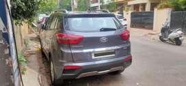 Hyundai Creta 1.6 CRDi SX Plus, 2018, Diesel