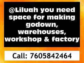 Workshop, Godown, Warehouses, Factory, Small Scale Industry