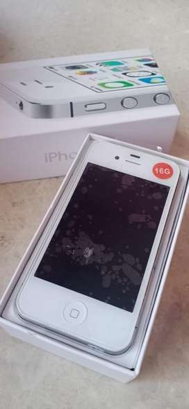 Brand New iPhone 4s available in Black and White Colour