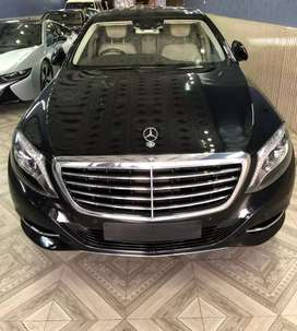 Mercedes S class Maybach available for rent