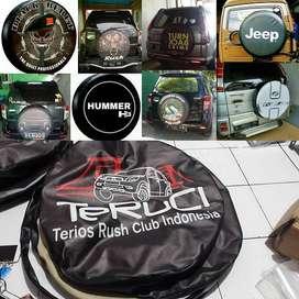 Cover/Sarung Ban Touring/Ecosport Toyota Rush/Terios/Amanah#Betis La l