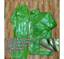 Free DC Waterproof Rain Suit for Outdoor Bike  Wear Suit Jacket Pant