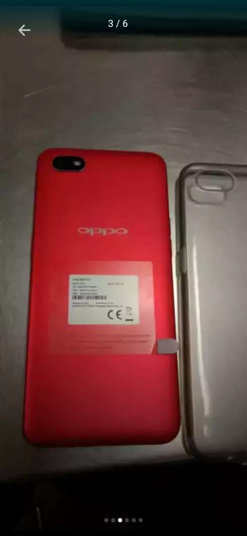 Oppo a1k new brand need sale 0