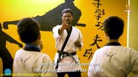 Self-Defense Techniques Training Academy India