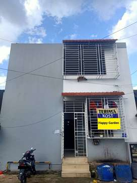 Rumah Kosan di Happy Garden Baloi Batam di Tengah Pusat Kota