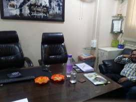 Fully furnished Ac 20 seat office space 24x7 best for BPO IT Prof