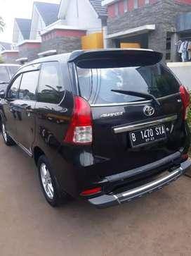 Jual mobil Toyota Avanza THN 2013 G manual pajak hidup tahun depan.
