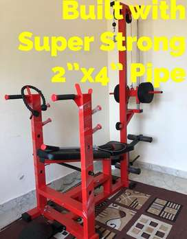 20 In 1 Bench | Best Selling | Top Quality | Heavy Material Used
