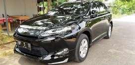 Toyota harrier HYBRID modelista