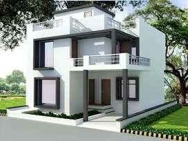 Thiruninravur Luxuary 2 BHK villa Near Rly Station