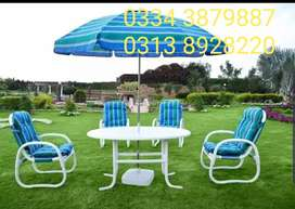 Garden Chairs Table set
