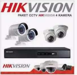 Kamera CCTV harga rendah kualitas tinggi pemasangan gratis