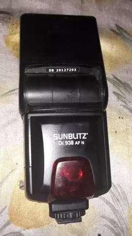 flash camera merk sunblitz