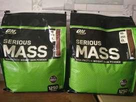 Serious mass 12 lbs rasa coklat