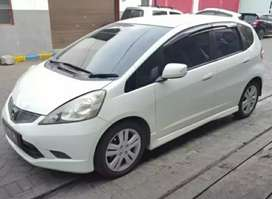 JAZZ 1.5 RS MATIC 2010 Putih Jass RS