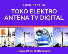 Harga Paket Pasang Sinyal Antena Tv Cikoko