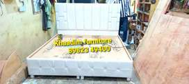 Double bed new brand