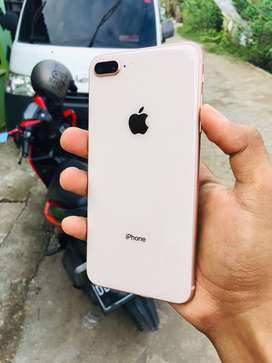 Iphone 8 Plus 64gb Gold mulus 99%