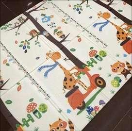 Playmate karpet lipat