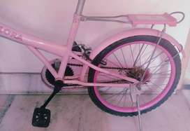 Fully new condition BSA ladies cycle...