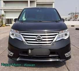 Nissan Serena 2.0 HWS Facelift Matic 2015 Km 54rb