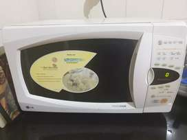 LG 3 in 1 Microwave in excellent condition