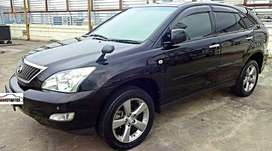 Toyota Harrier 2400cc Automatic Thn 2004 / 2005 Black