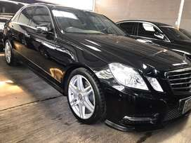 E 300 AMG Hitam 2013 Interior Light Brown Panoramic Tgn 1 Full Ori