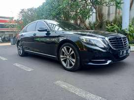 """Mercedes-Benz S400L nik 2015 km 26rb """"Review Youtube (Dave Chank88)"""