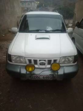 Want to sale kia sportage 2004 model petrol cng