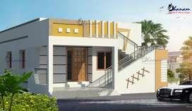 Saravanampatti it Park near 2bhk house sales in 25lakh