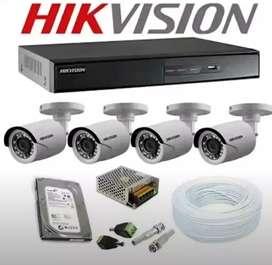 Promo Paket Camera CCTV Turbo HD wilayah Jabodetabek Bekasi
