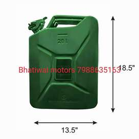 Jeep jerrycan available