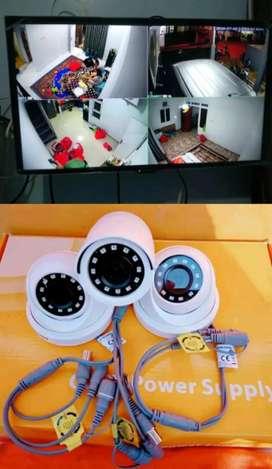 Siap pasang camera CCTV bergaransi dan termurah terlengkap