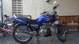 Suzuki Thunder 125 bisa TT Matic
